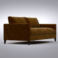 Crate and Barrel - Klyne Dolphin Sofa