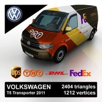 Volkswagen T5 Transporter Delivery Pack