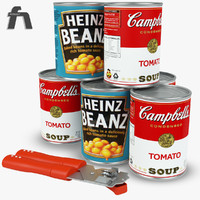 Canned Beans Tomato