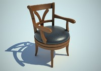 chair 3d max