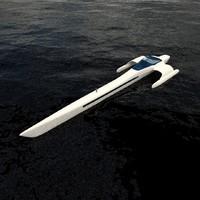 blend prototype yacht