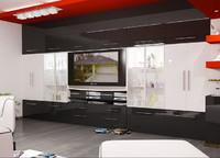 living furnitures 07 3d model