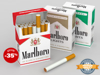 Cigarettes Marlboro Collection