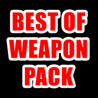 3d max pack modern weapons