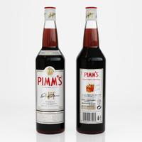 3d model pimm s