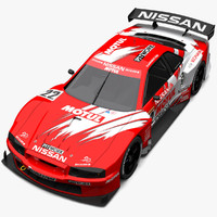 Nissan GTR R34 Motul