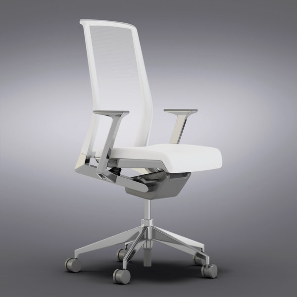 crate barrel white max : Haworth20Very20White20Task20Chair0003jpgf4e3b278 7243 4b4b 8bd9 4673205a022bLarge <strong>Modern</strong> High Back Office Chair from www.turbosquid.com size 600 x 600 jpeg 33kB