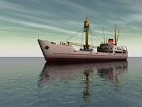 Polar Cargo Ship Kista Dan