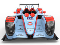 3ds max oak racing morgan