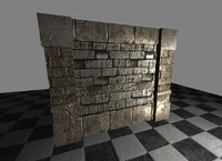 Dungeon Wall Set 1