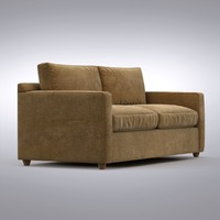 Sofa - Suede - Troy