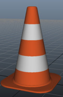 traffic cone ma free