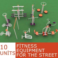 fitness equipment for the street