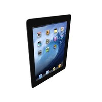 3d model accurate ipad 3