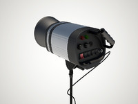 spotlight prograf 3d model