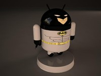 3ds max android batman