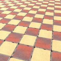 Stone Colourful Floor
