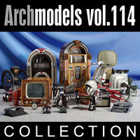 3d model archmodels vol 114