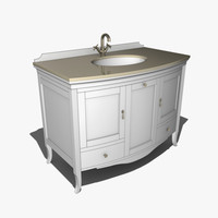 bath v-ray 3d model