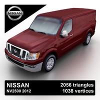Nissan NV2500 2012