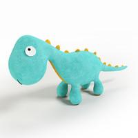 s mascot 3d model
