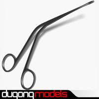 hartman forceps 3D models