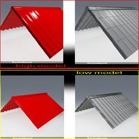 roof 02 3d model