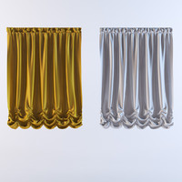 curtains 20 3d 3ds