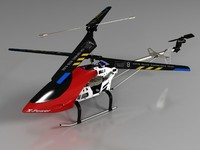 RC Helicopter_Pioneer MX