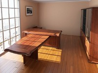 maya photorealistic interior classic