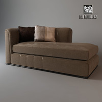 3d max gordon sofa