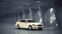 3d model mercedes benz e-class 2012