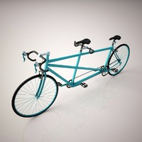 Sport Tandem Bicycle