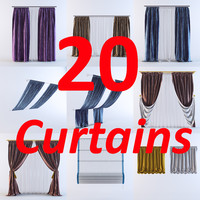 Curtains Collection Vol 01