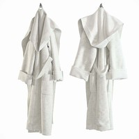 3d model bathrobe robe bath