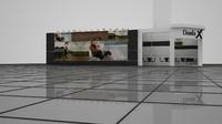 3d model exhibition 32