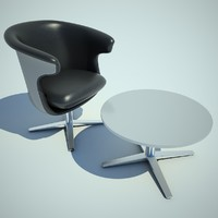i2i IDEO and Steelcase Modern Chair
