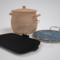 maya cooking tools