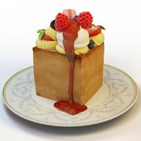 3d cake 016