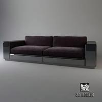 3dsmax daydream sofa visionnaire