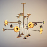 Delightfull - Botti chandelier