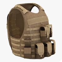 Military Bulletproof Vest