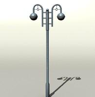 lwo street lamp