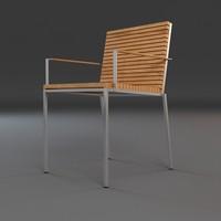 maya outdoor chair