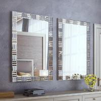 donghia - duca mirror 3d max