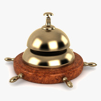 Nautical Desk Bell