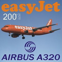 Airbus a-320 easyjet
