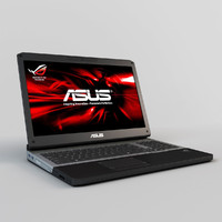 Laptop ASUS G75VW