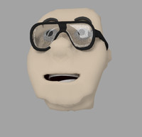 3d face smart model
