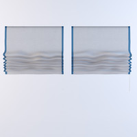 3d model curtains 17